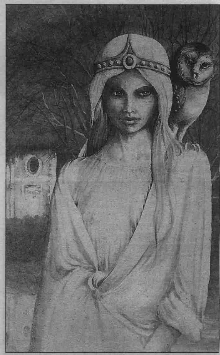 Mathilde la Dame Blanche