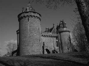 Les fantômes du château de Combourg chateau-de-combourg