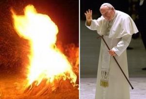 Jean-Paul II dans les flammes ? O_o jean-paul-2-300x204